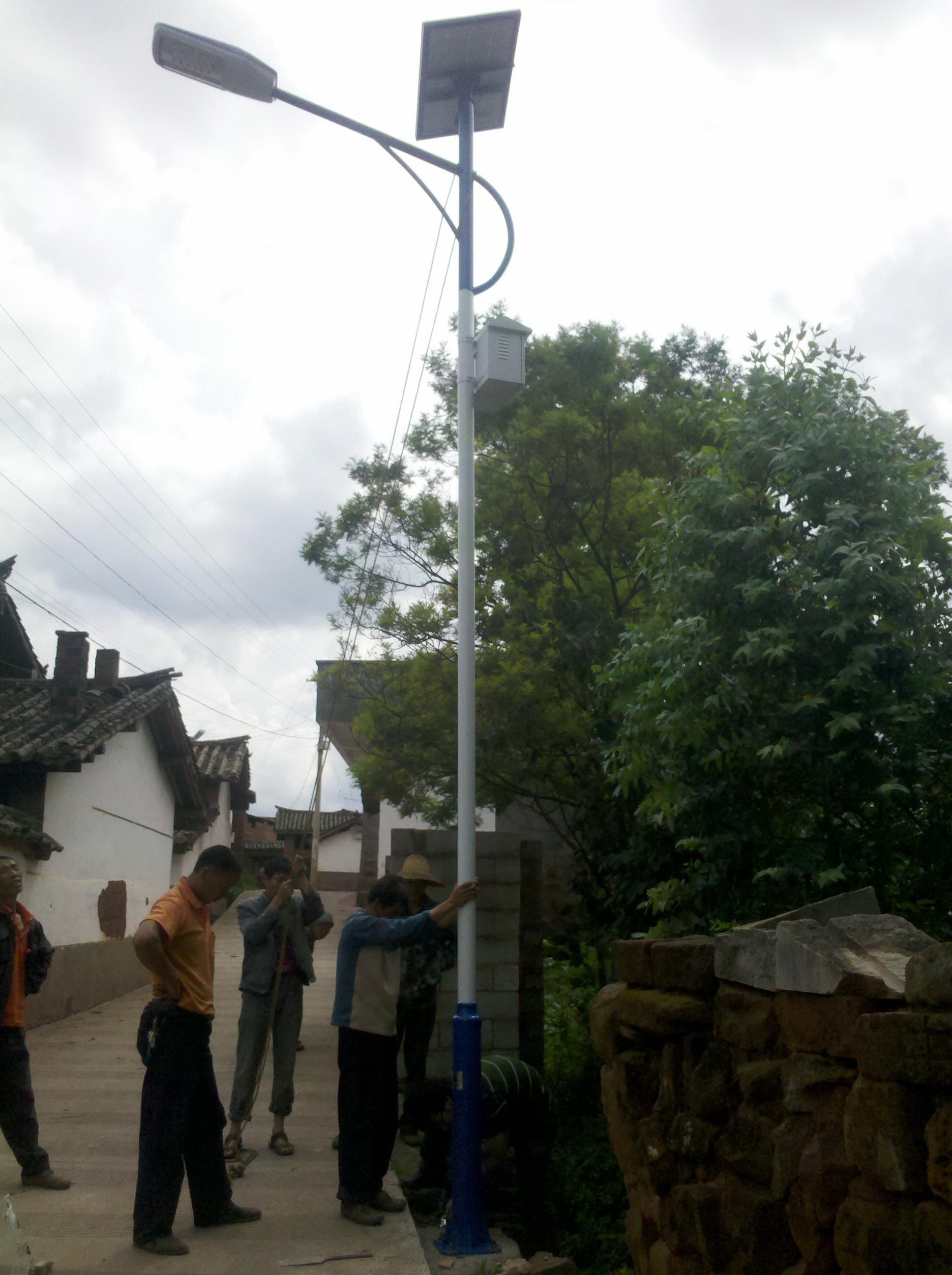 路灯,led灯,云南太阳能路灯聚诚科技供应