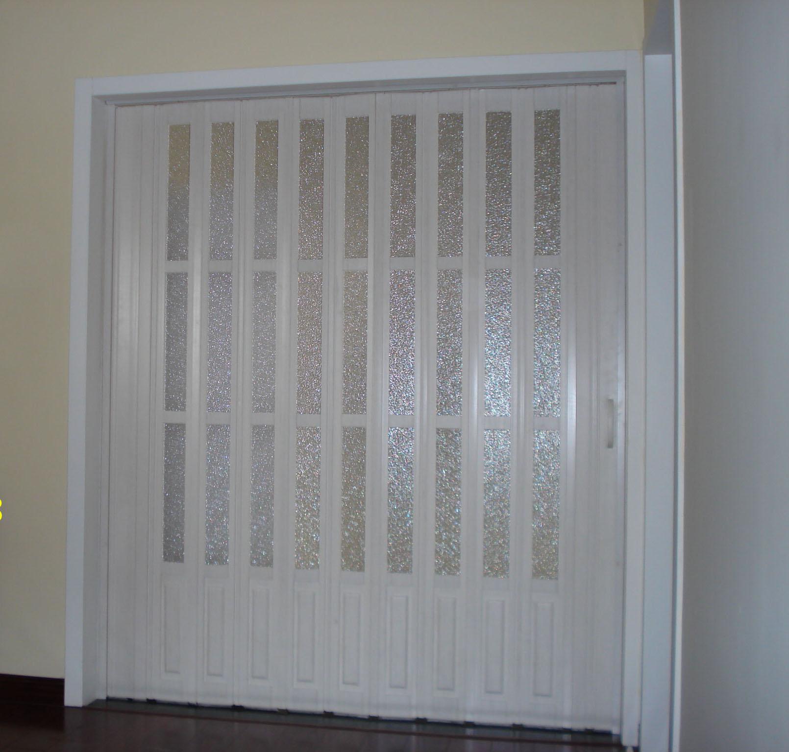 平顶山pvc折叠门 塑料折叠门