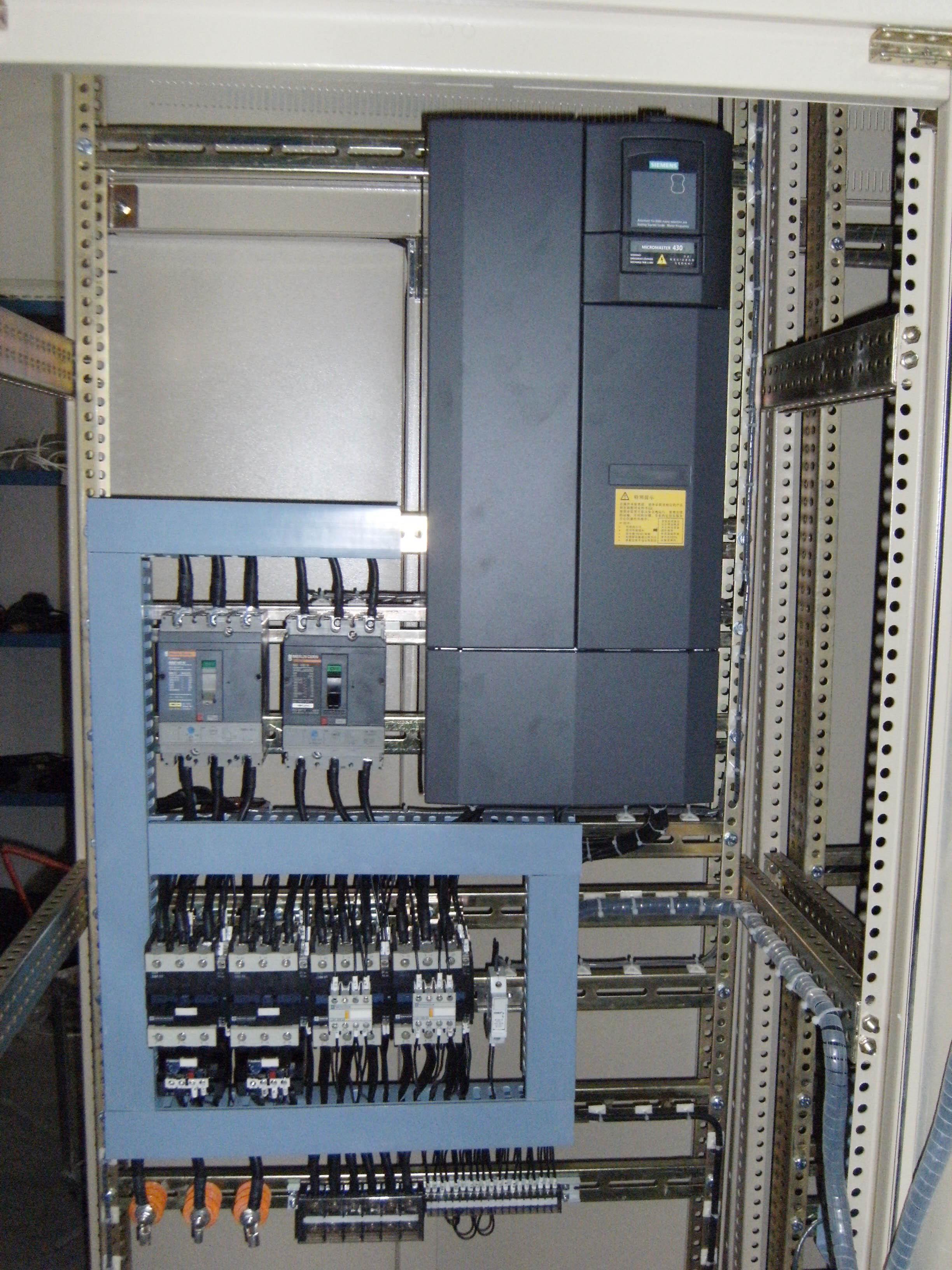 深圳市施耐德,ABB,西门子变频器柜生产