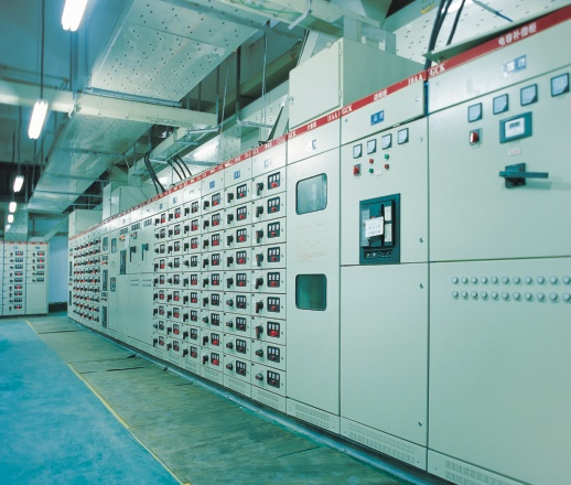 深圳厂房工地专用三箱配电箱,动力配电柜生产安装