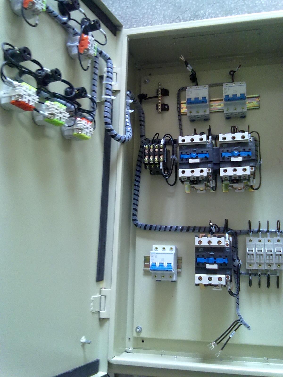 厂房工地专用三箱照明配电箱深圳