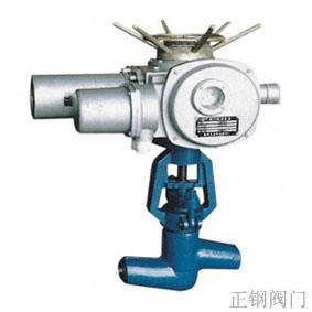 电厂专用截止阀,电动焊接式截止阀,电站截止阀