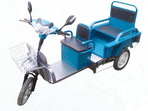 喜莱玛电动三轮车  小三开电动三轮车