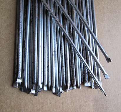 管状碳化钨气焊条