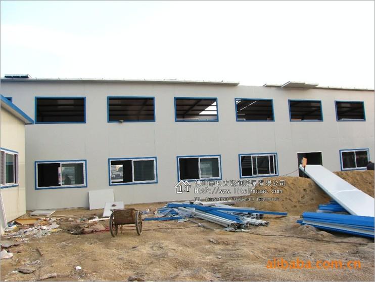 钢结构仓库厂房制作安装|佛山市非标钢构