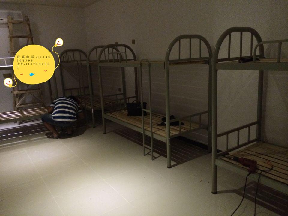 合肥厂家直销上下铺床 学校宿舍床 13305604396