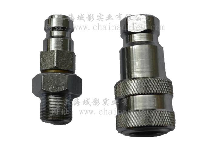 上海域影实业-高压油管专用快速接头-带压堵漏工具图片