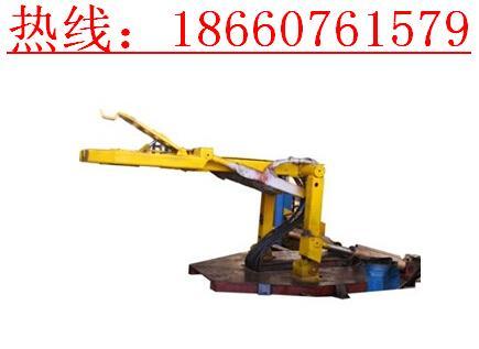 贵州ZLJ-5.5机载临时支护装置,掘进机超前临时支护装置
