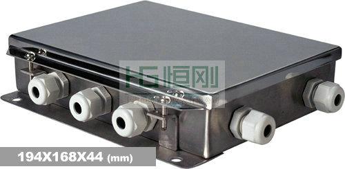 不锈钢接线盒-双层地磅配件