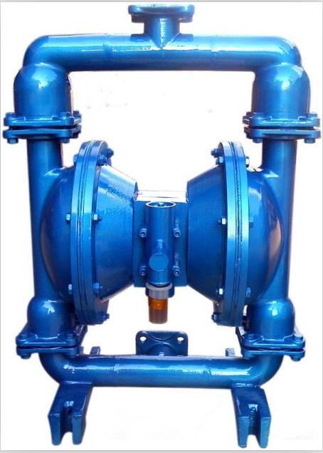 QBY-65铸钢气动隔膜泵