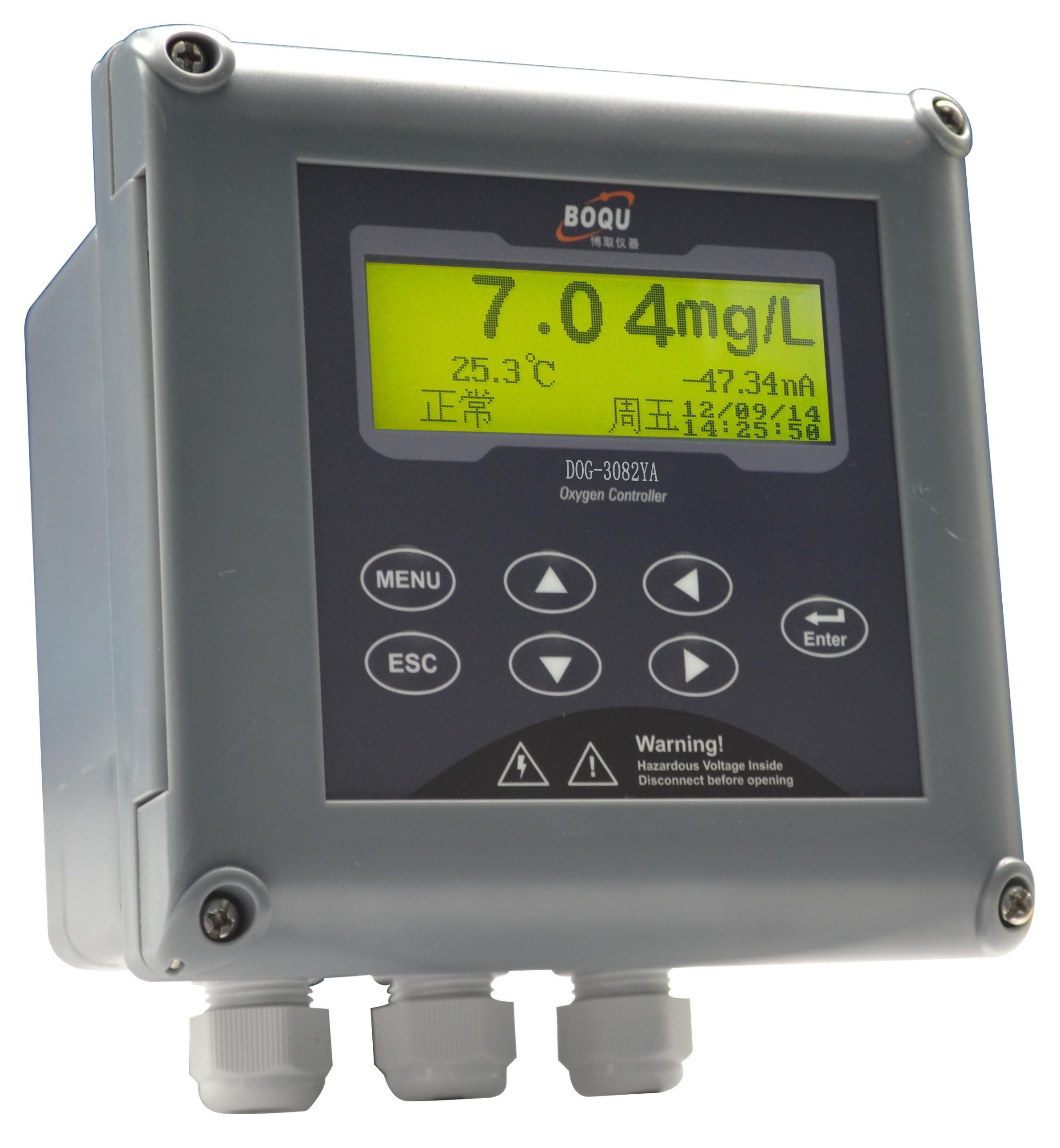 供應廠家直銷在線熒光法溶解氧儀 原理  DOG-3082YA型