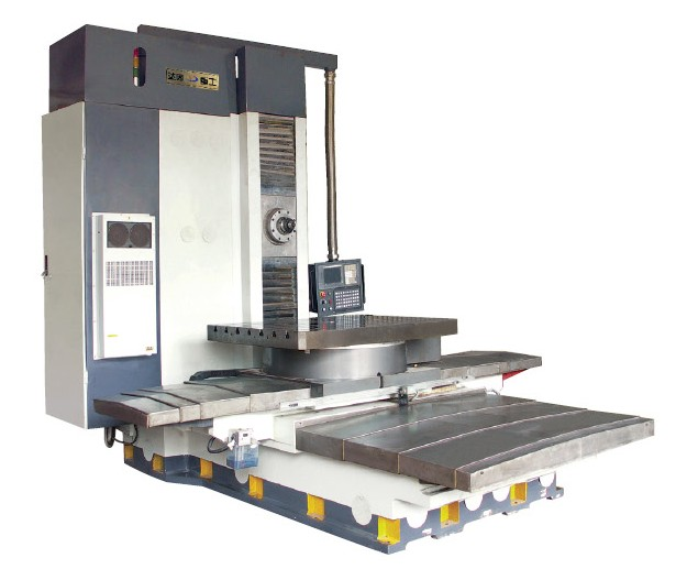 闲置大型镗床北京凯恩利控制系统THK600数控镗铣床转让