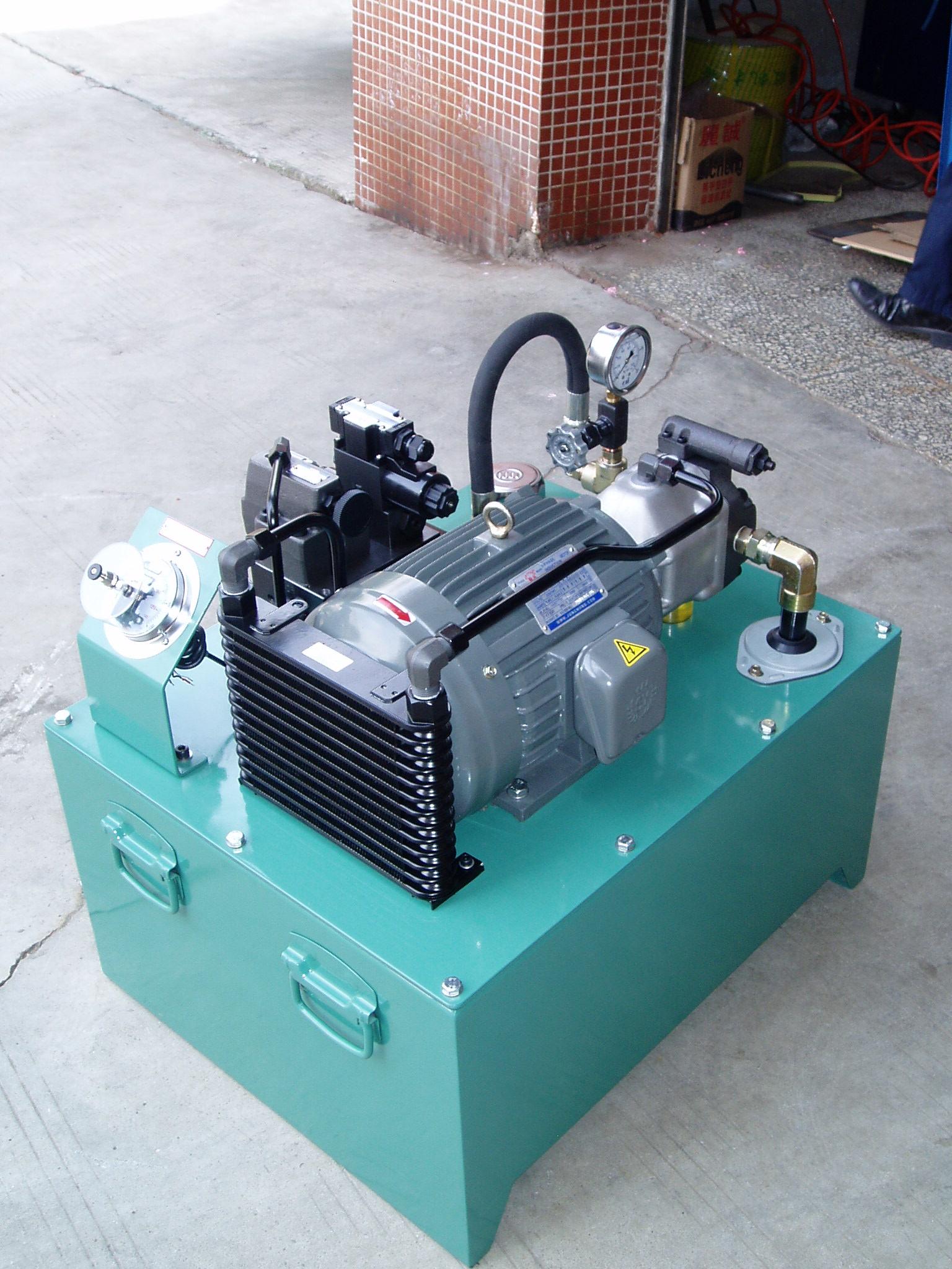 优质45缸射芯机液压站卧式液压系统液压厂家低价促销企业图片