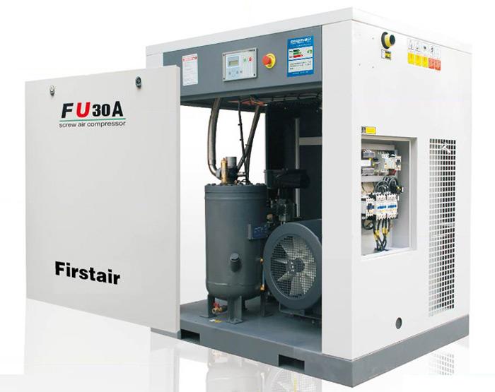 复盛爱森思 FU45A皮带螺杆空压机