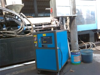 塑料厂用水冷式冷水机$云南地区5P水冷式冰水机$佛山冷水机价格??!