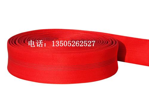4寸100mm大口径橡塑消防水带,排水用消防水带