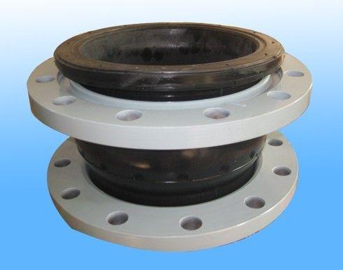 揚州金屬橡膠隔振器廠家價格潤弘柔性橡膠接頭規格尺寸現貨