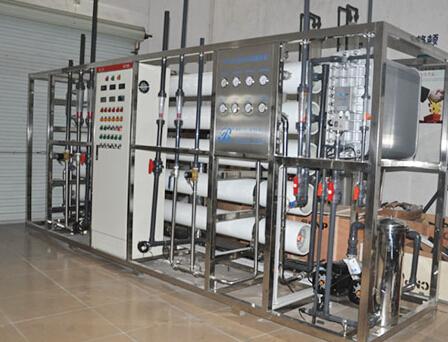 贵州酒店水净化处理反渗透直饮水设备RO纯水机厂家直销