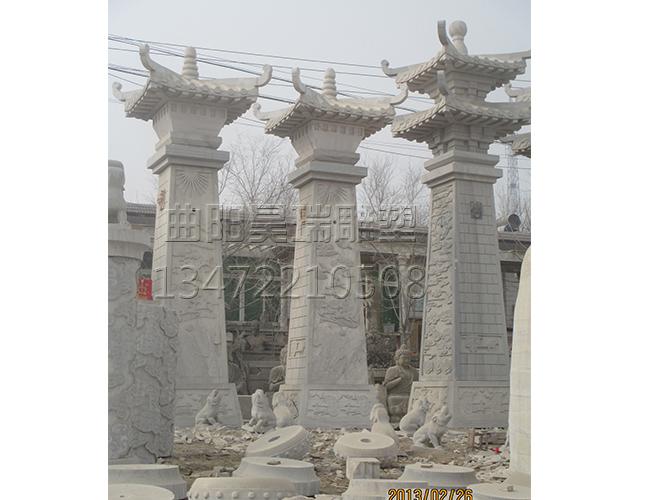欧式柱子厂家图片