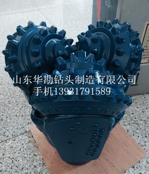 供应12 1/4寸(311.1mm)金属密封镶齿牙轮钻头,钢齿钻头