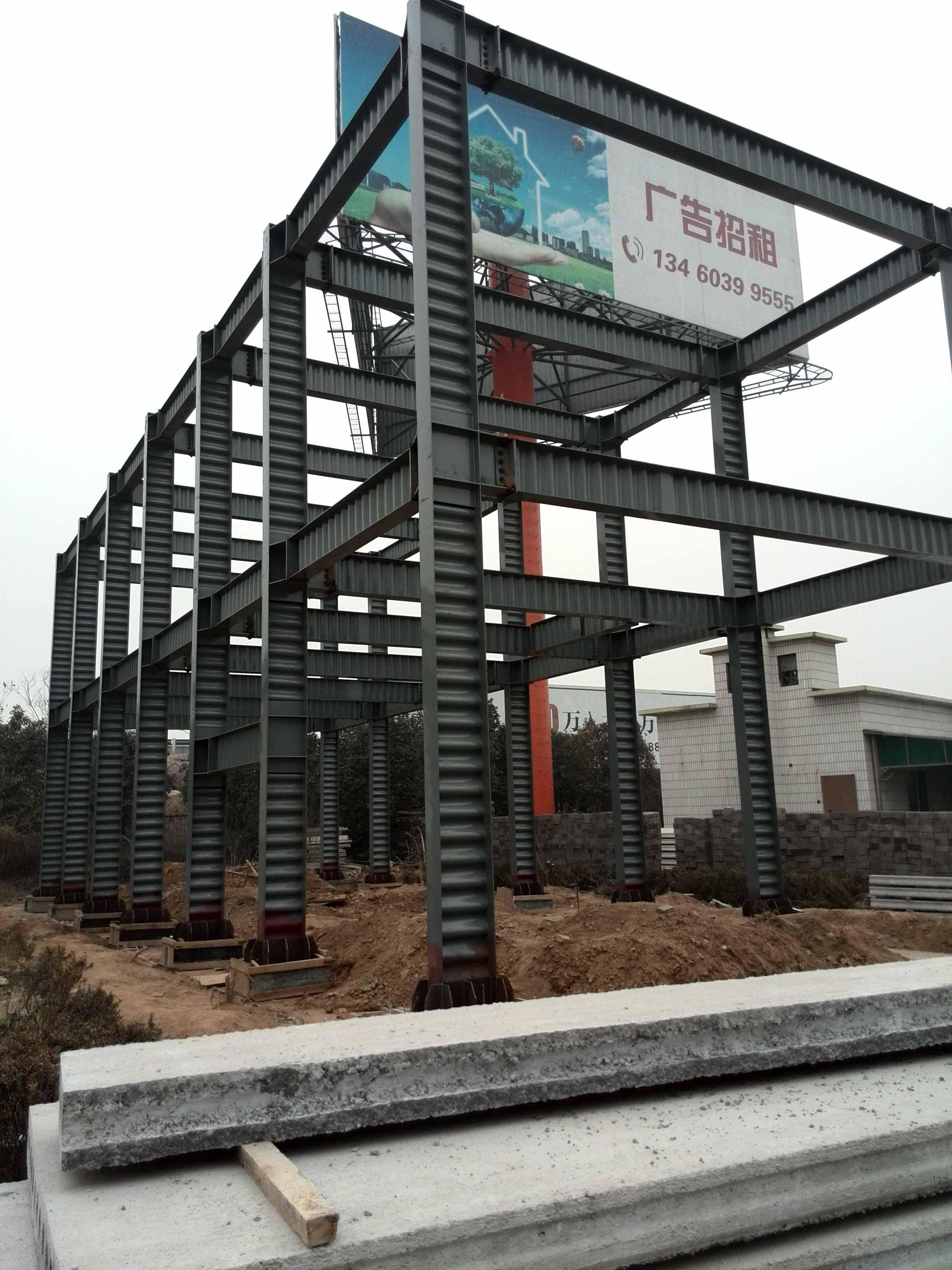 钢结构厂房优点突出节能效果好