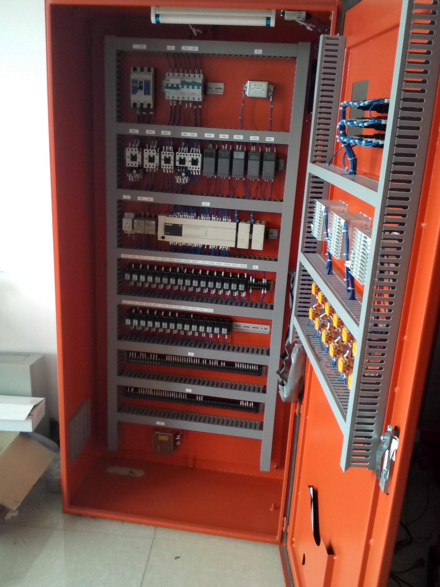 昆山溶解保溫爐控制柜 溫度記錄儀控制柜
