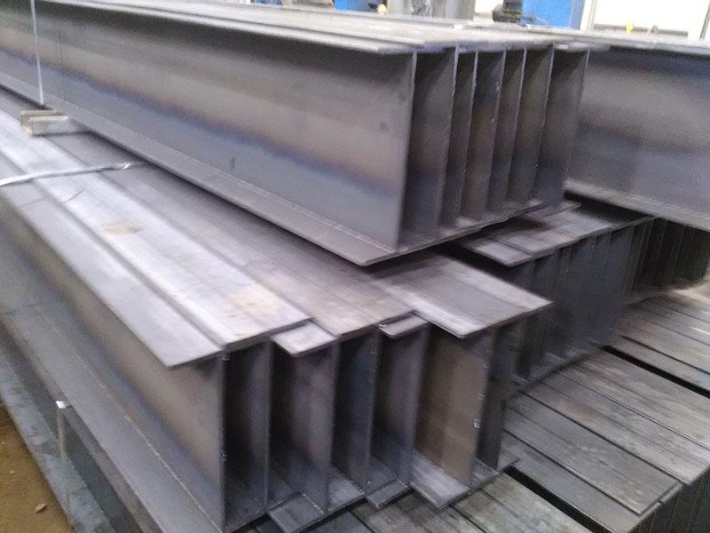 湖南Q345B300*200*6*8高频焊H型钢频道