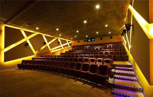 米高梅3d电影院加盟装修设计效果怎么样?