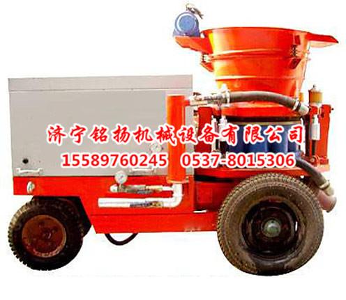 KSP-9型湿式混凝土喷射机铭扬机械价格