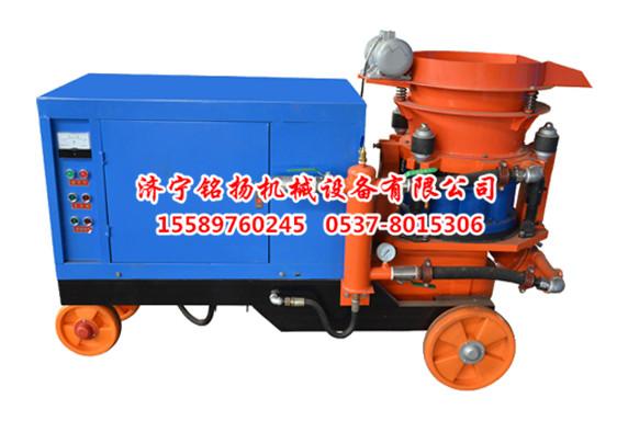 KSP-5濕式混凝土噴射機銘揚機械價格