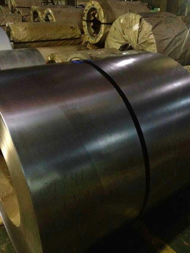 寶鋼S355MC酸洗鋼板廣東區域銷售