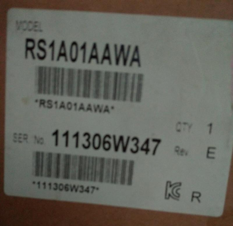 RS1A01AAWA 山洋伺服驱动器