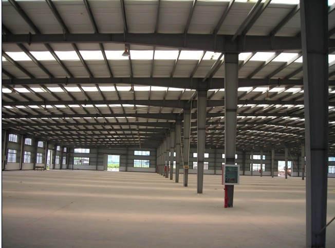 产品信息 建筑材料 新型建材 上海钢结构厂房设计/厂房搭建工程  价格
