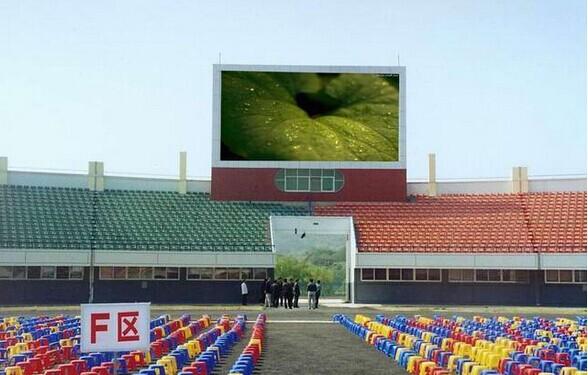 潜江P10广告大屏户外LED大屏幕