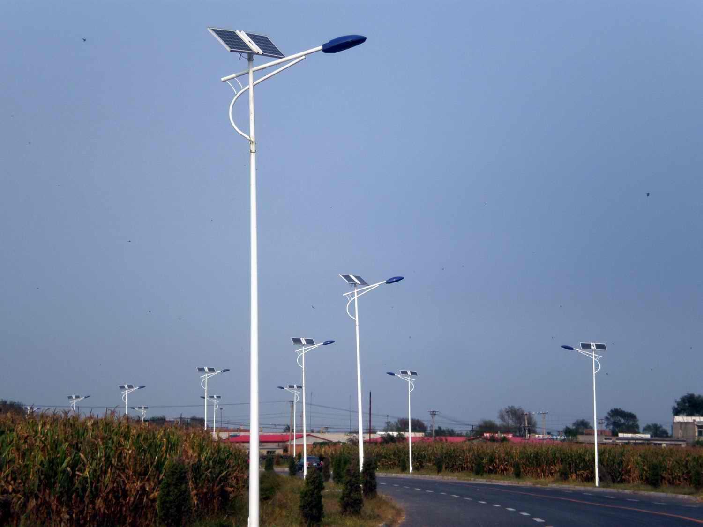 聚诚科技太阳能路灯宣传册