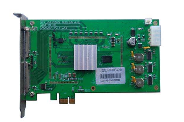 AU-916四通道eLVDS高速图像采集卡