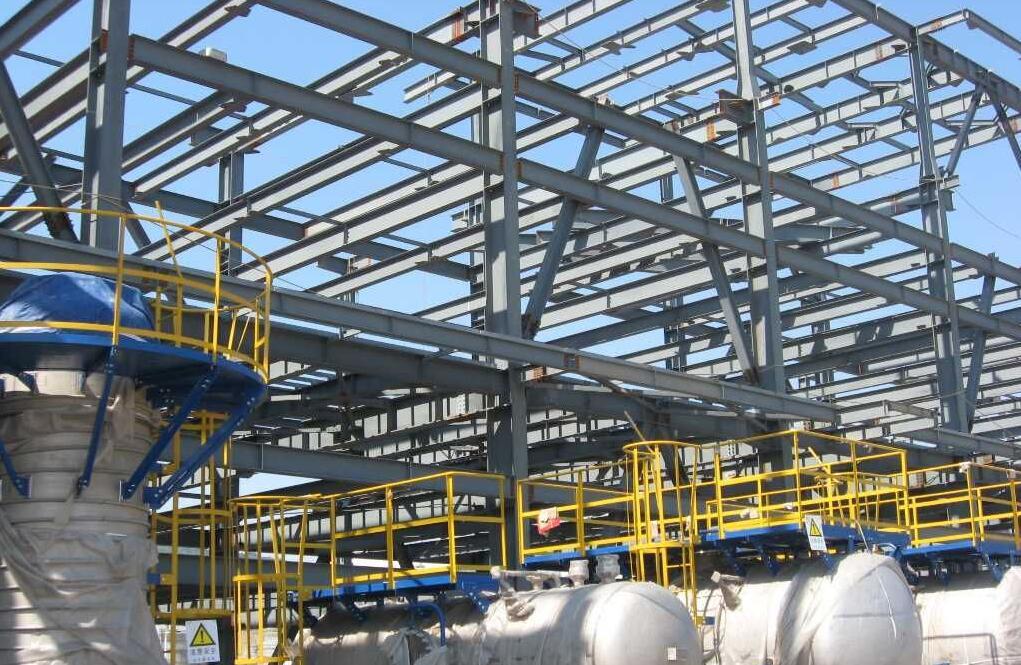 即墨钢结构防腐公司欢迎您18662082013