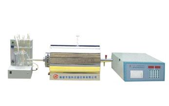 煤质分析仪器-智能定硫仪-恒科仪器供应