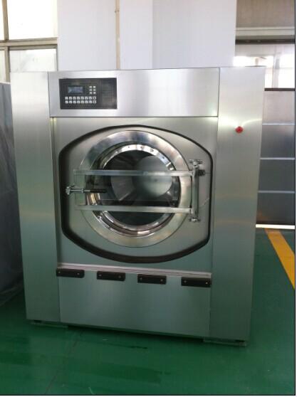 海獅洗衣房設備(折疊機。烘干機。燙平機,洗脫機)