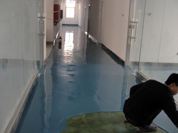 淄博环氧自流平地坪漆施工工艺流程