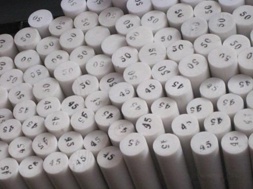 白色pom棒价格_产品信息 塑胶 工程塑料 乳白色pom棒  价格: 6.