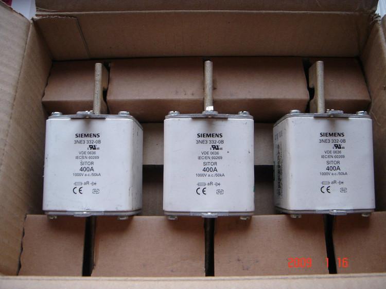天漾实业供应3NE3231西门子熔断器