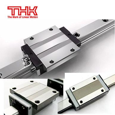 THK直线导轨型号选型手册