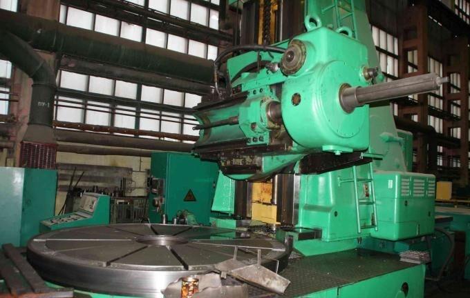 齿轮加工机床,现货供应滚齿机3.2米滚齿机ZFWZ3150德国产