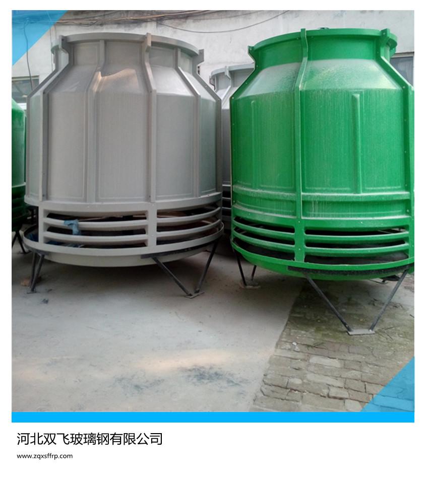 黄冈冷却塔填料更换维修工程