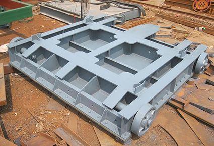 混凝土排架结构