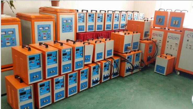 慈溪供應15-160千瓦高頻感應設備 高頻感應加熱設備廠家報價