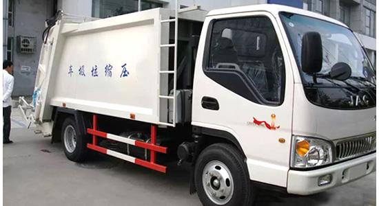 天津天然气压缩垃圾车价格