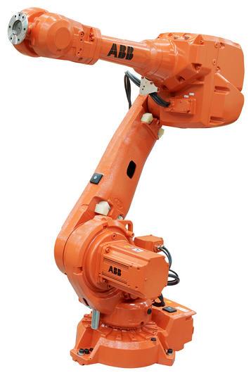 供應ABB工業機器人IRB4600弧焊機器人
