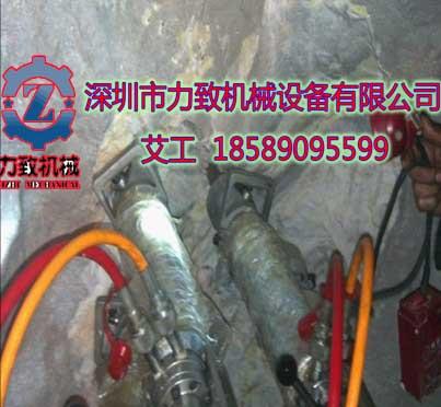 公路涵洞隧道岩石不能爆破用什么设备替代爆破最合适